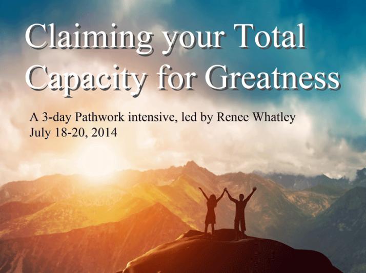 Greatness Workshop