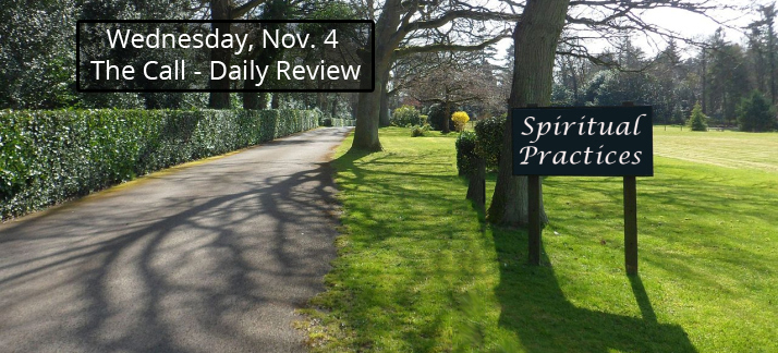 Spiritual Practices - Daily Review1