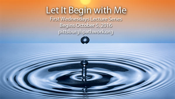 Pittsburgh Pathwork Lecture