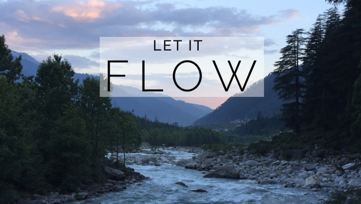 LET IT FLOW WEBSITE